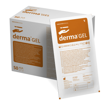 Dermagel white