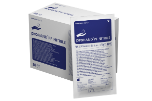 prohand nitrile white